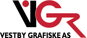 Vestby Ggrafiske logo