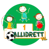Allidrett Vestby IL Logo